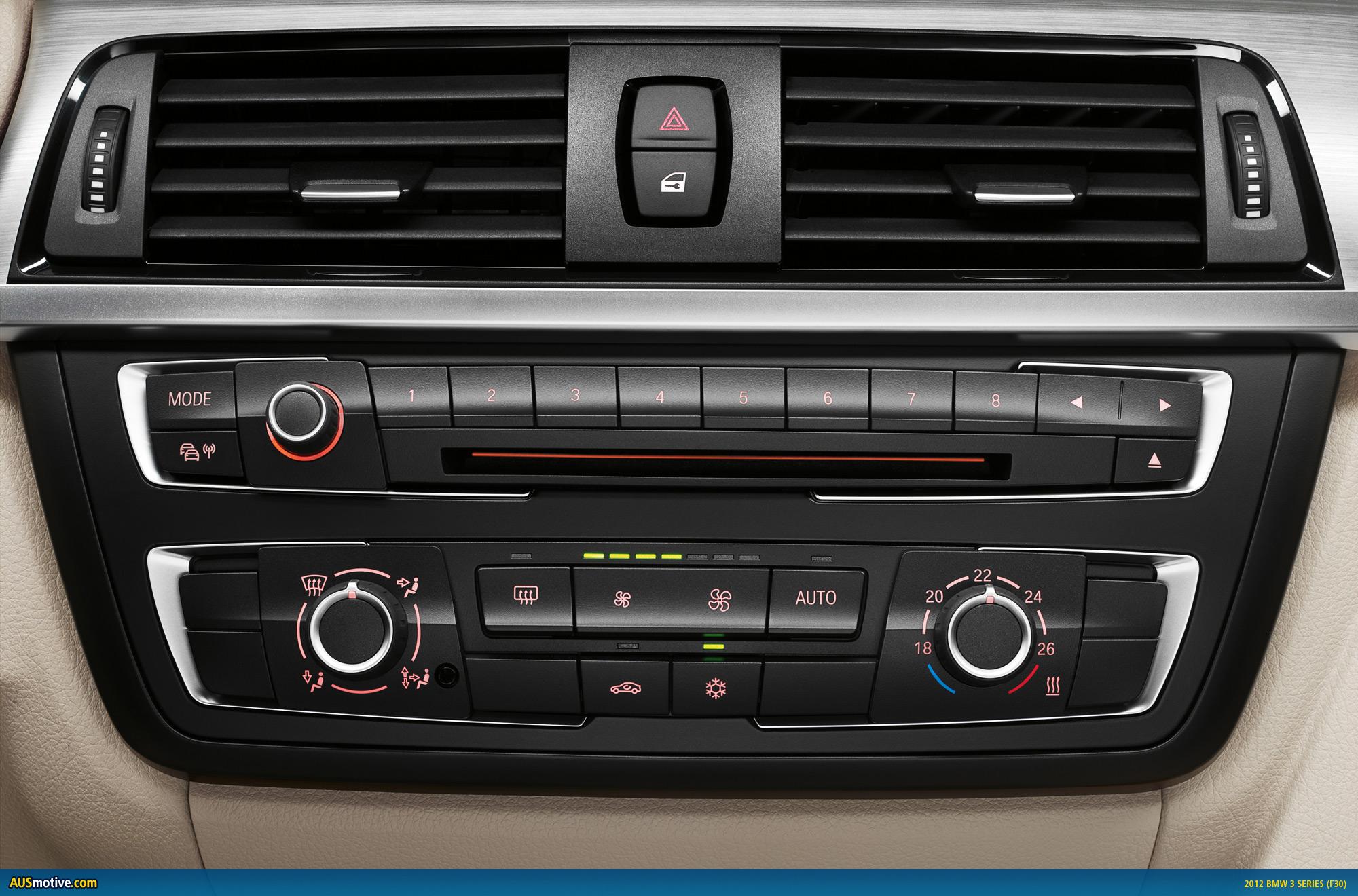 Ausmotive Com 187 2012 Bmw 3 Series Australian Pricing Amp Specs
