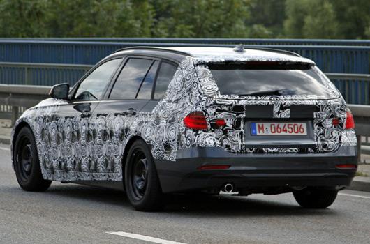 BMW F31 3 Series Touring