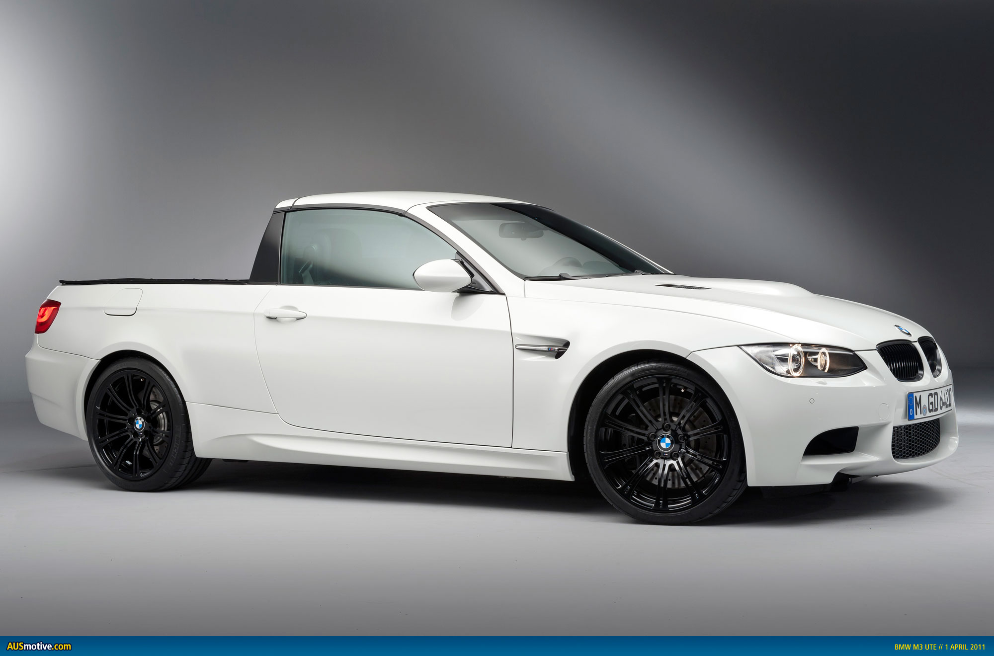 Ausmotive Com Bmw Makes M3 Ute Official Kind Of