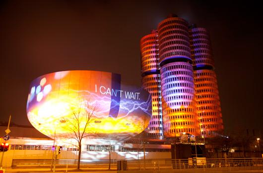 BMW i launch