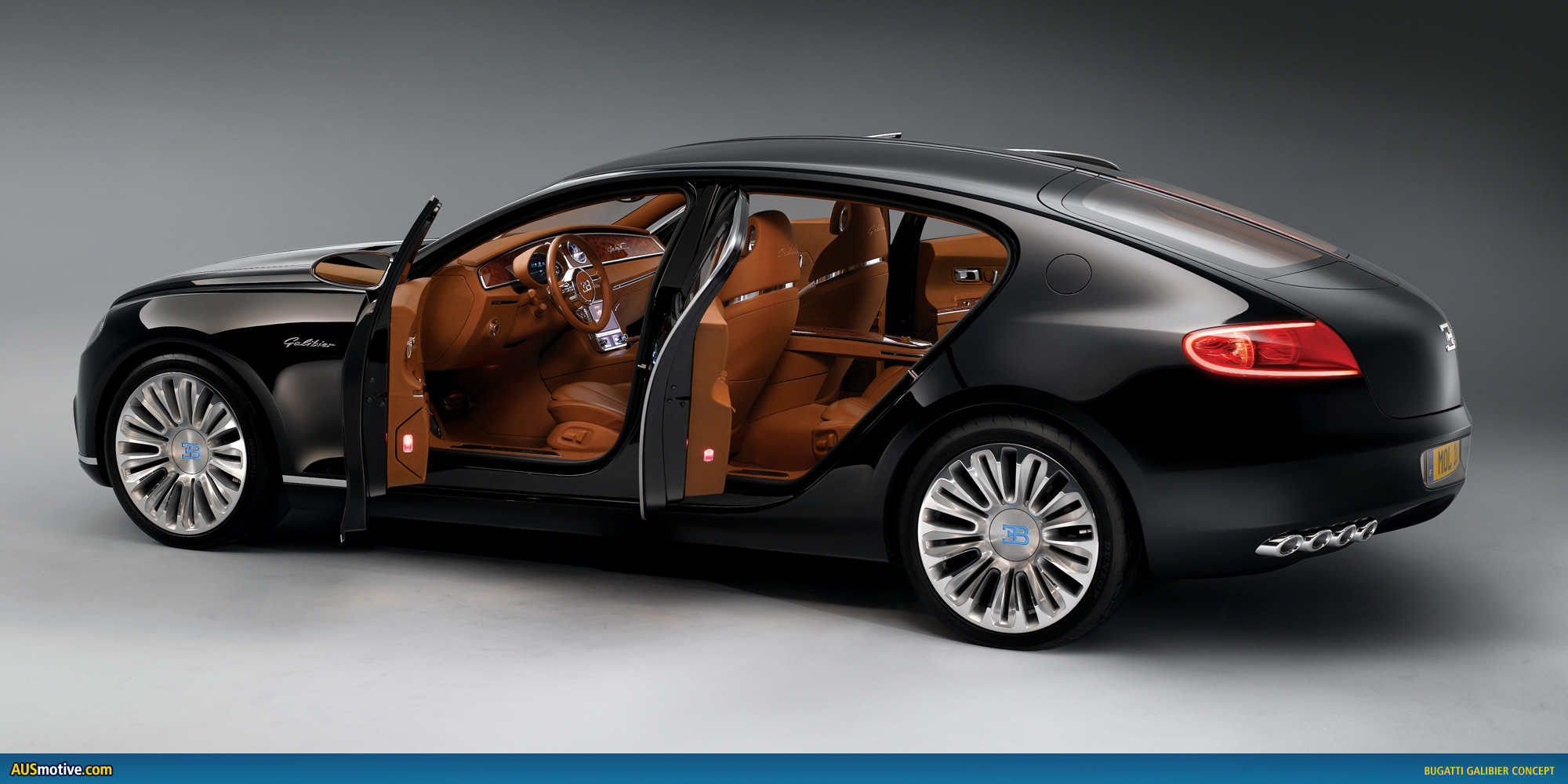 Ausmotive Com Galibier The Best Luxury Sedan In The World