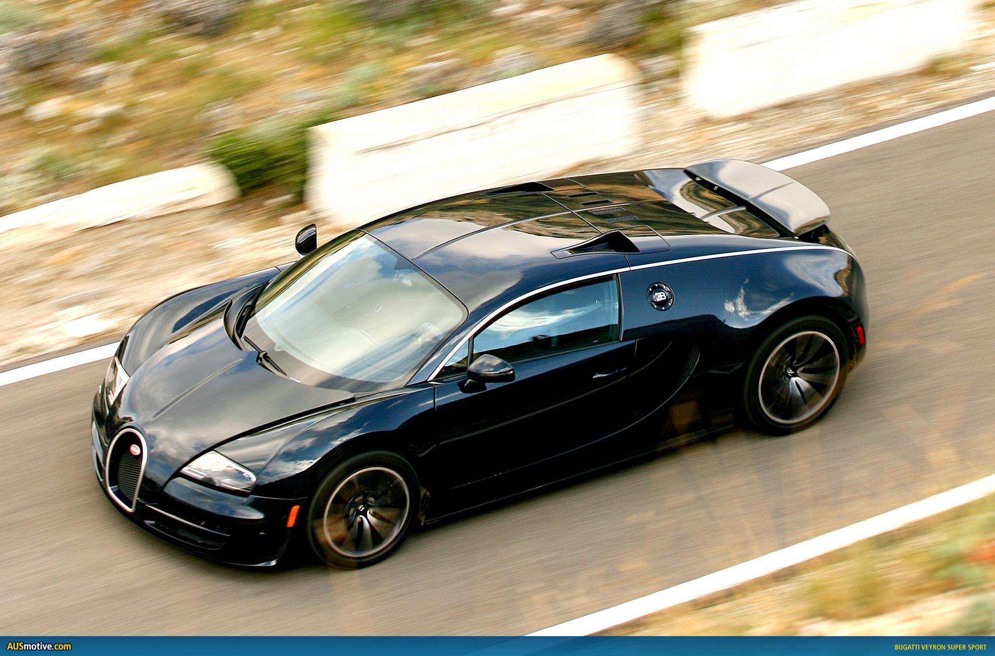 bugatti veyron super sport - Bugatti Veyron Super Sport Top Gear Wallpaper