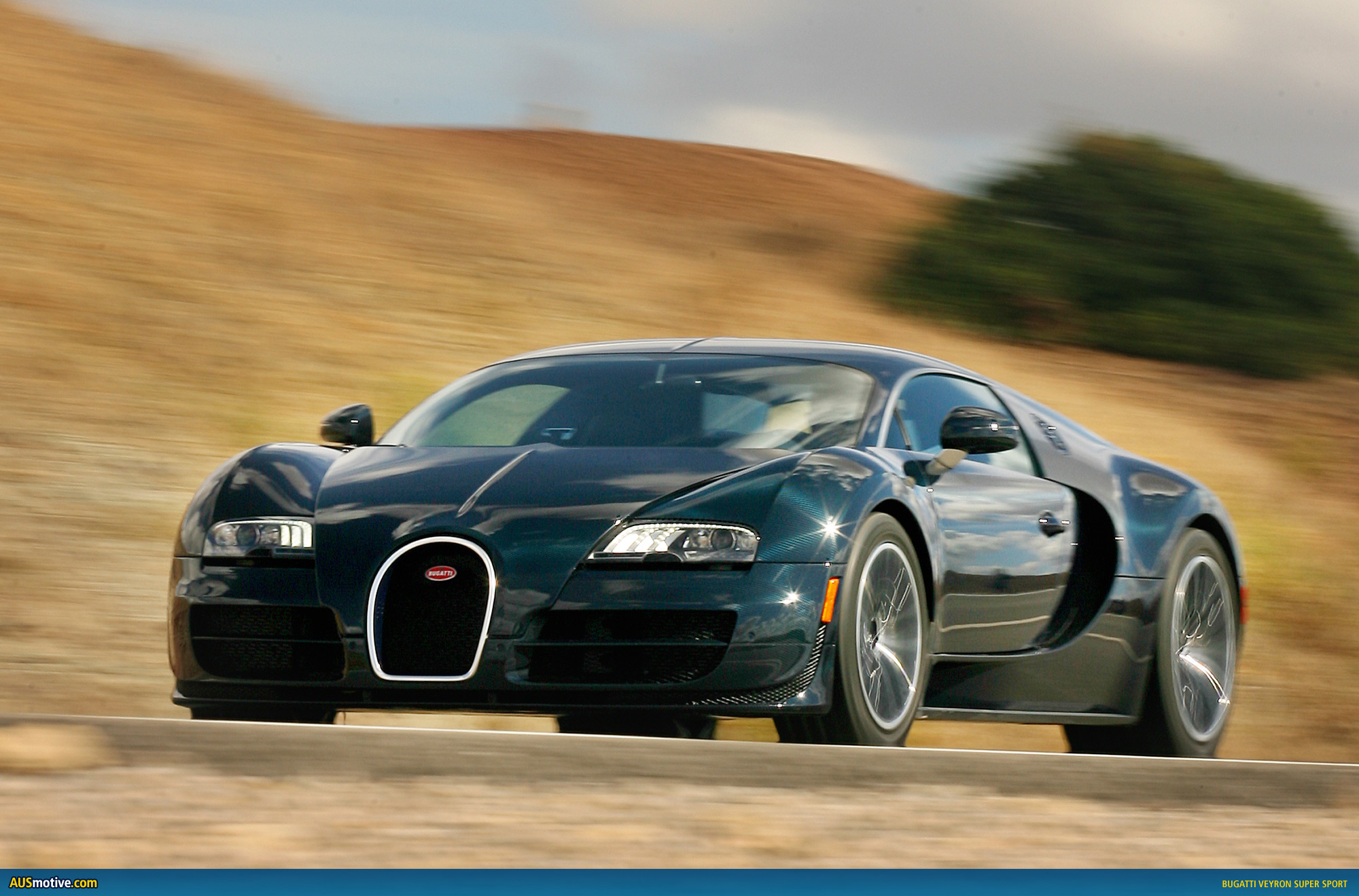 AUSmotive.com » Bugatti Veyron Super Sport photo gallery