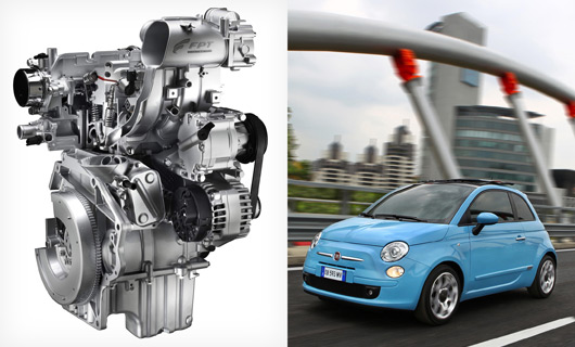 Fiat TwinAir Engine of the Year