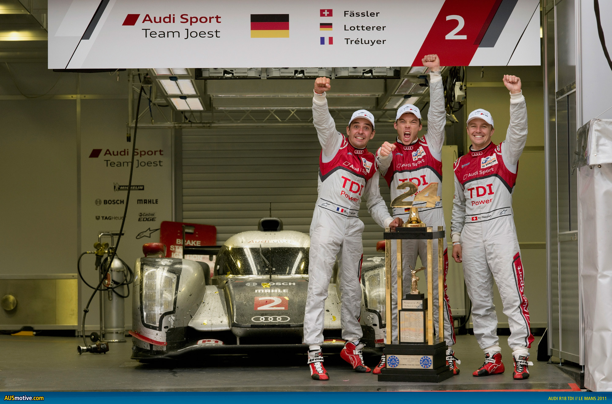 Audi Sport Team Joest quotes