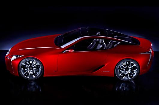 Lexus LF-LC sports coupe concept
