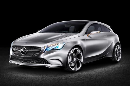 Mercedes-Benz A Class preview