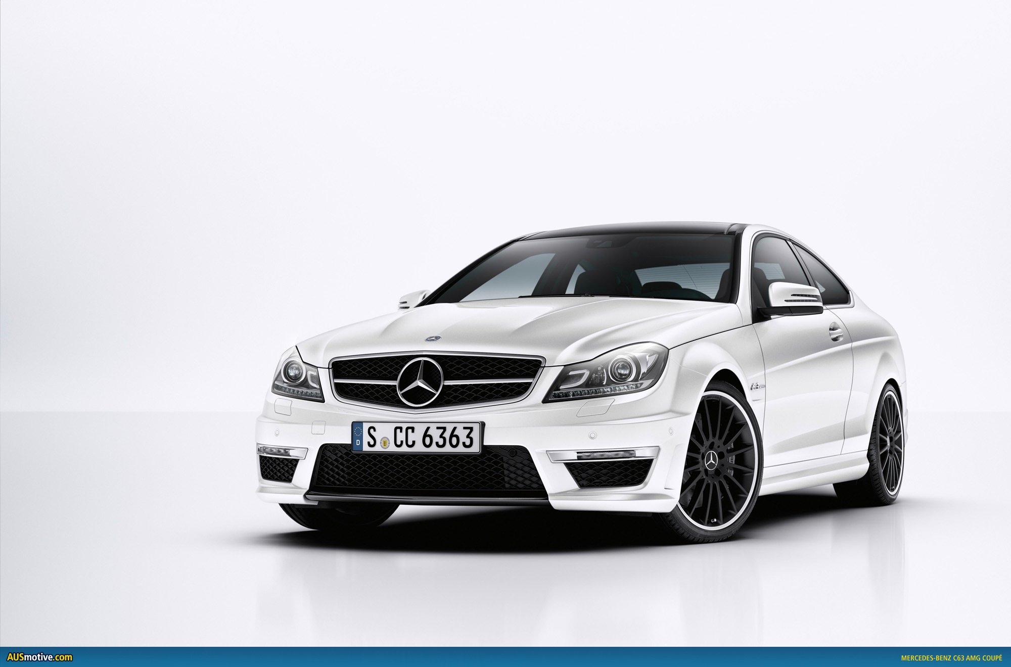 mercedes benz c63 amg coup photo gallery