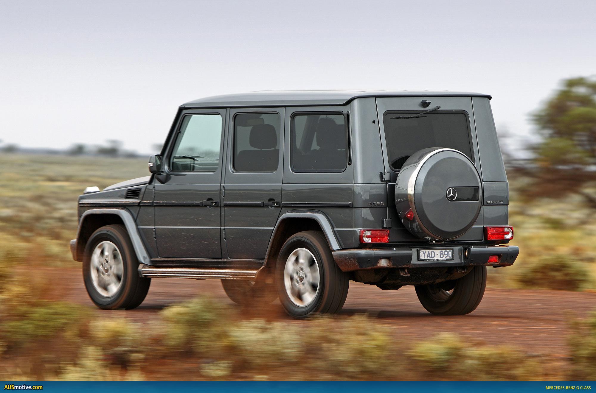 Mercedes benz g class australian pricing for Mercedes benz g class truck price