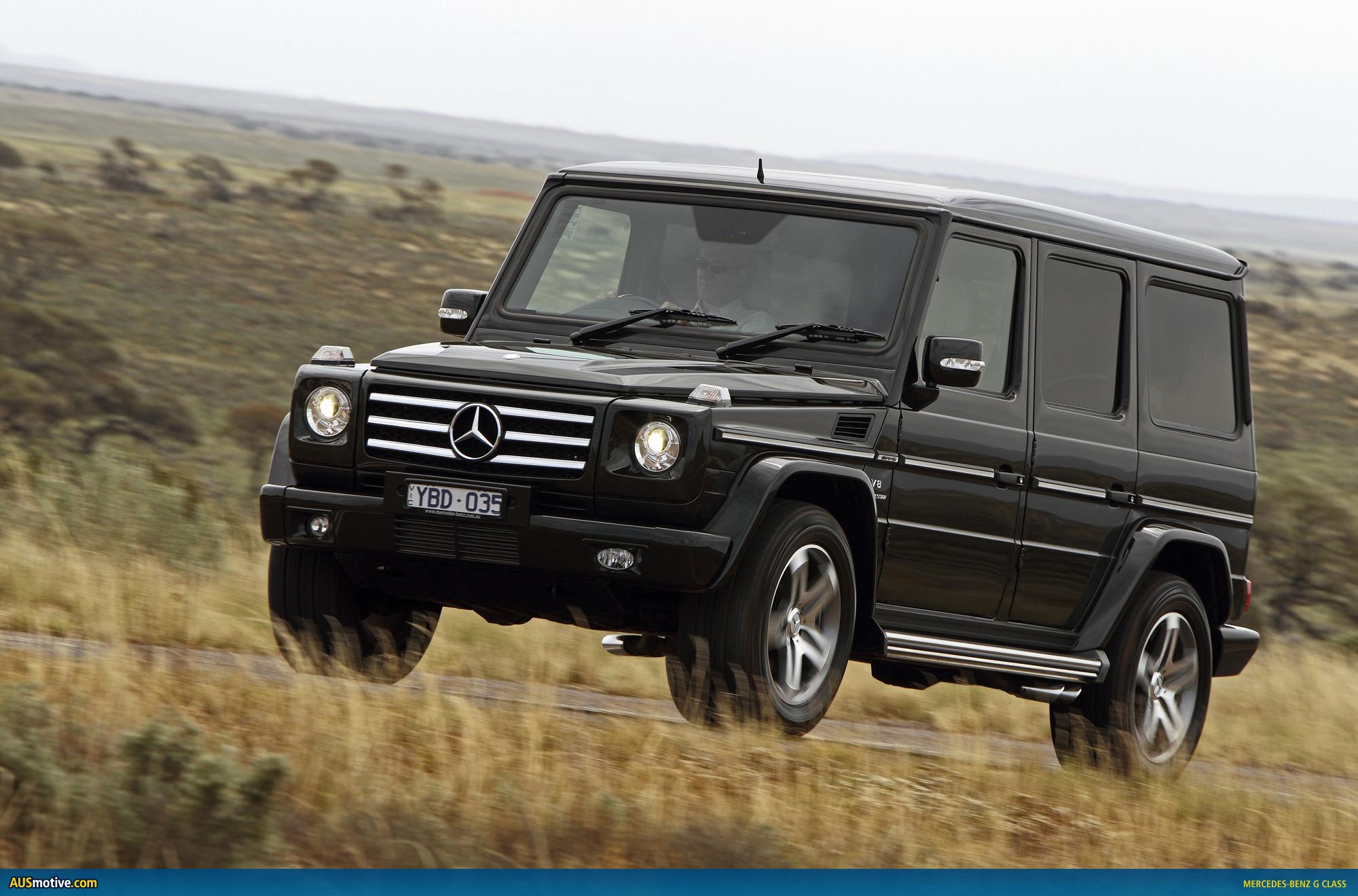 Mercedes benz g class australian pricing for Mercedes benz g class specs