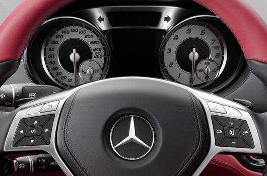 2012 Mercedes-Benz SL Roadster