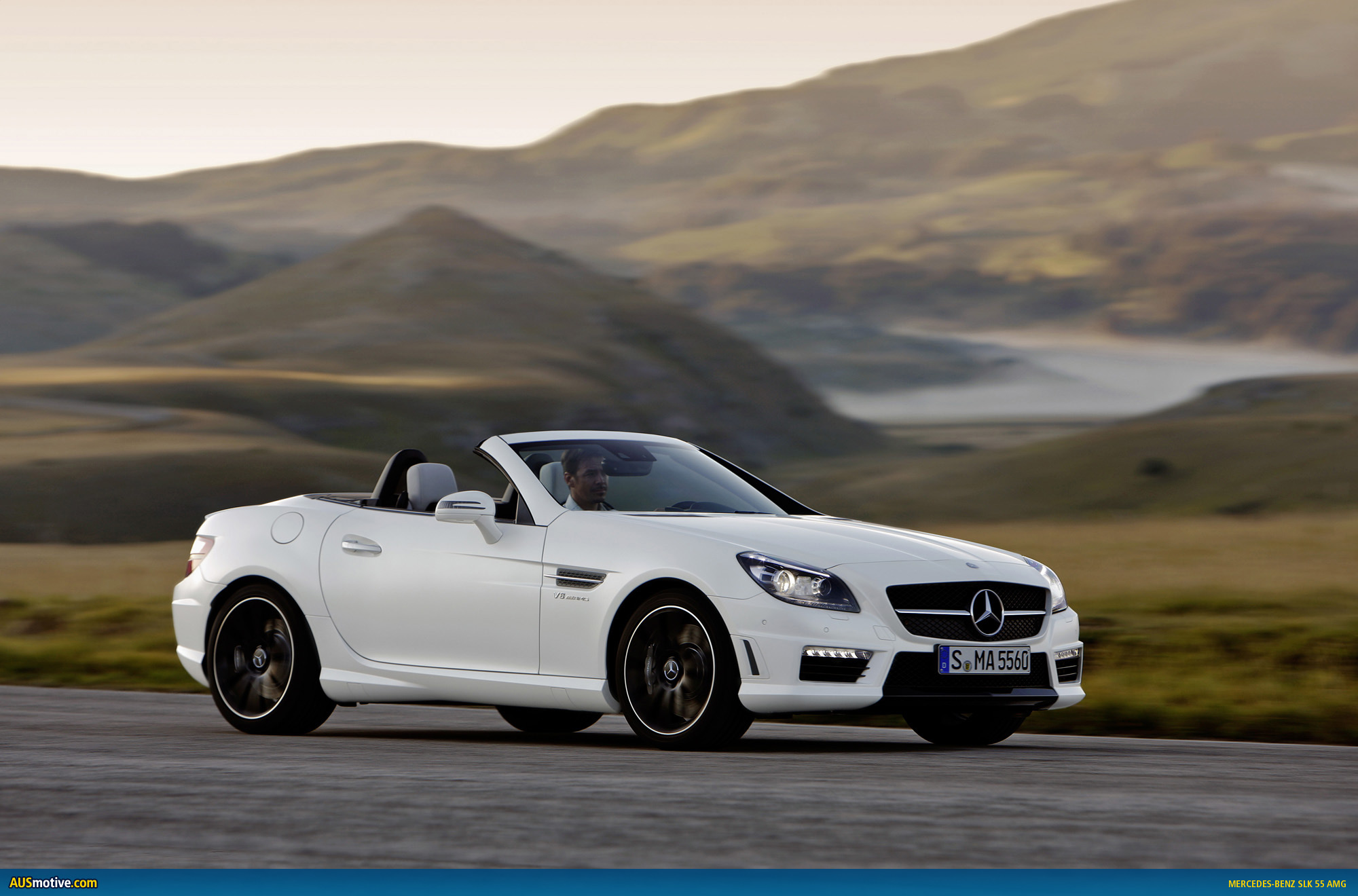2012 mercedes benz slk 55 amg for Mercedes benz slk 55