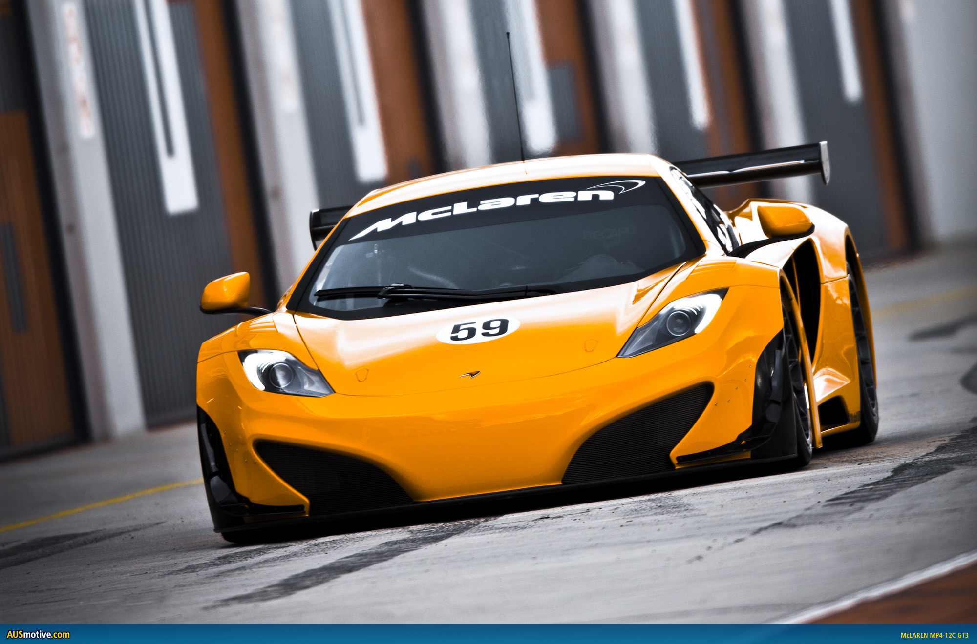 mclaren mp4 12c gt3 pricing announced. Black Bedroom Furniture Sets. Home Design Ideas