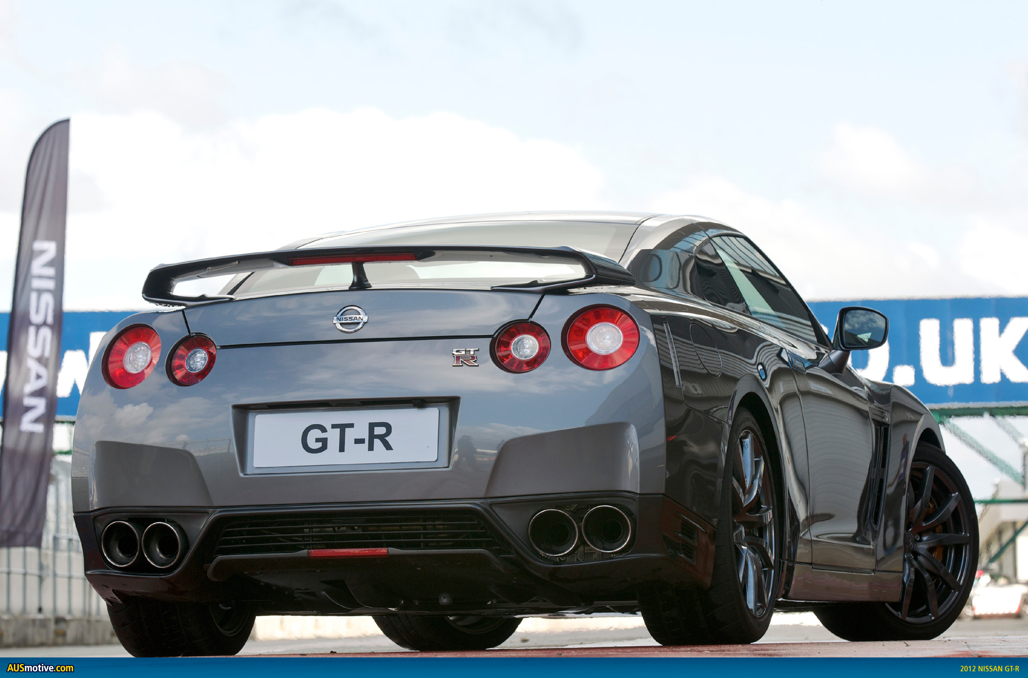 Ausmotive Com 187 Nissan Gt R My12 Specs Released