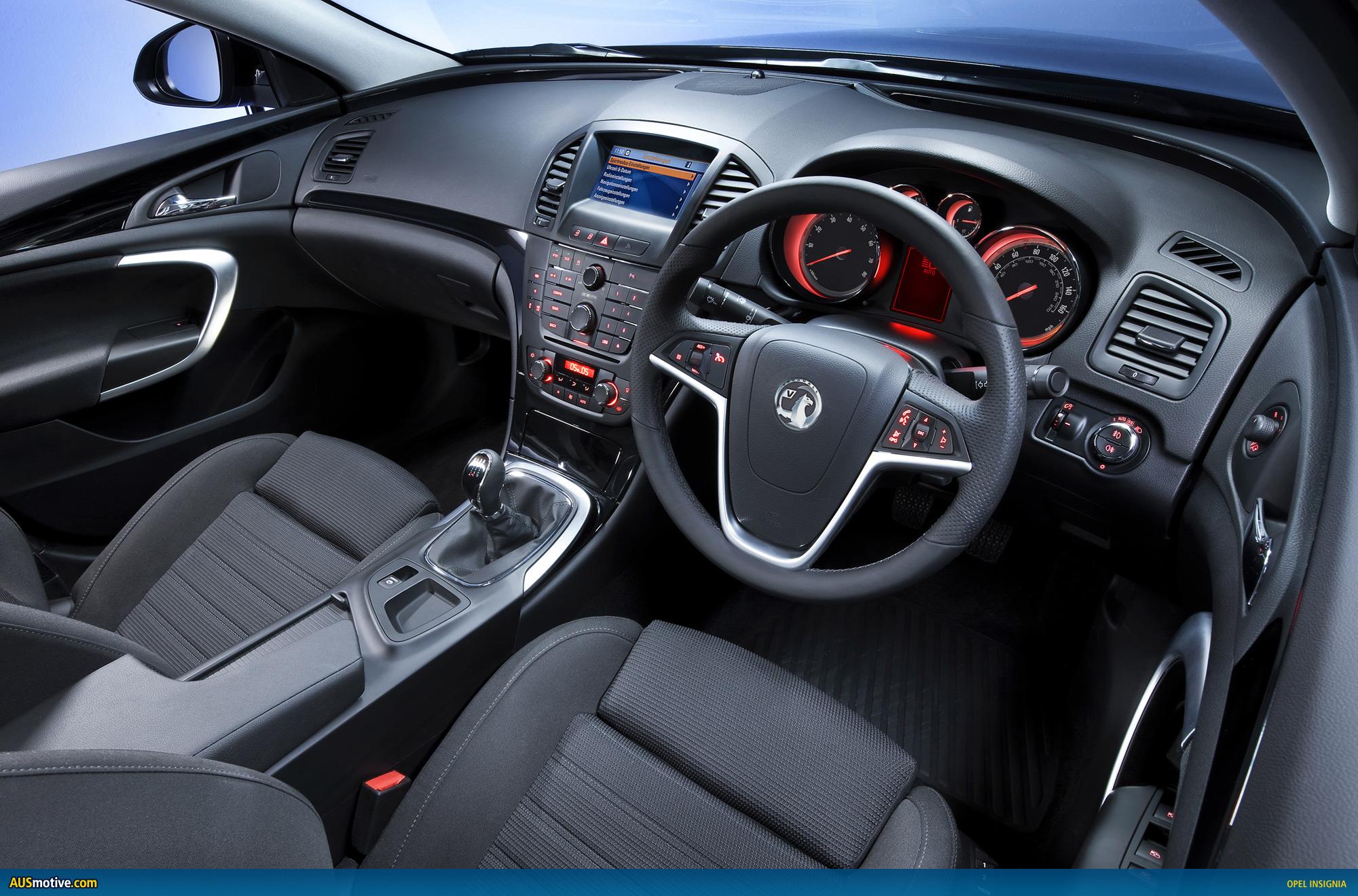 Ausmotive Com 187 Opel Targets Australian Launch In 2012