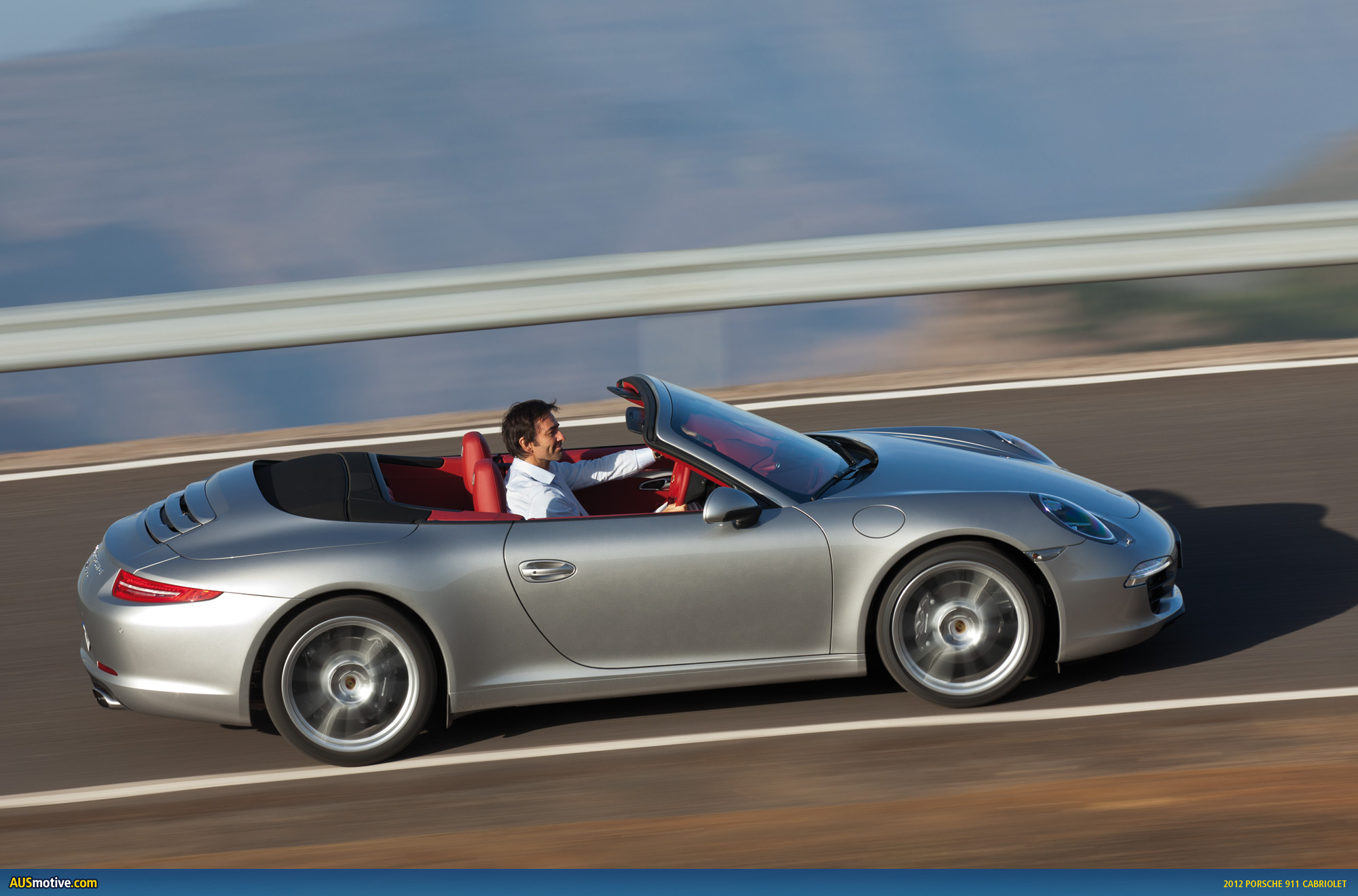 Ausmotive Com 187 2012 Porsche 911 Carrera Cabriolet Revealed