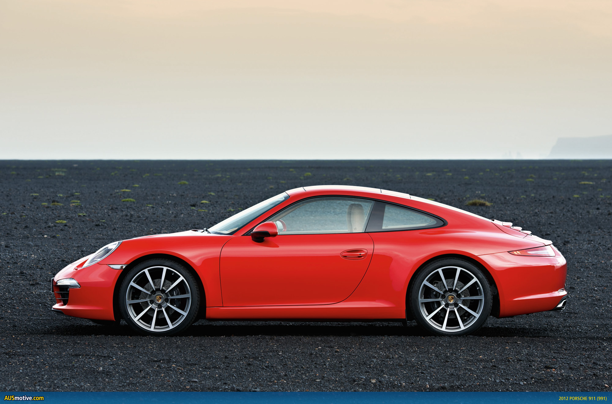 AUSmotive.com » Porsche 911: 991 Compared To 997 In Pictures