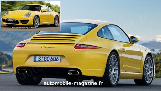 991 Porsche 911 rendering
