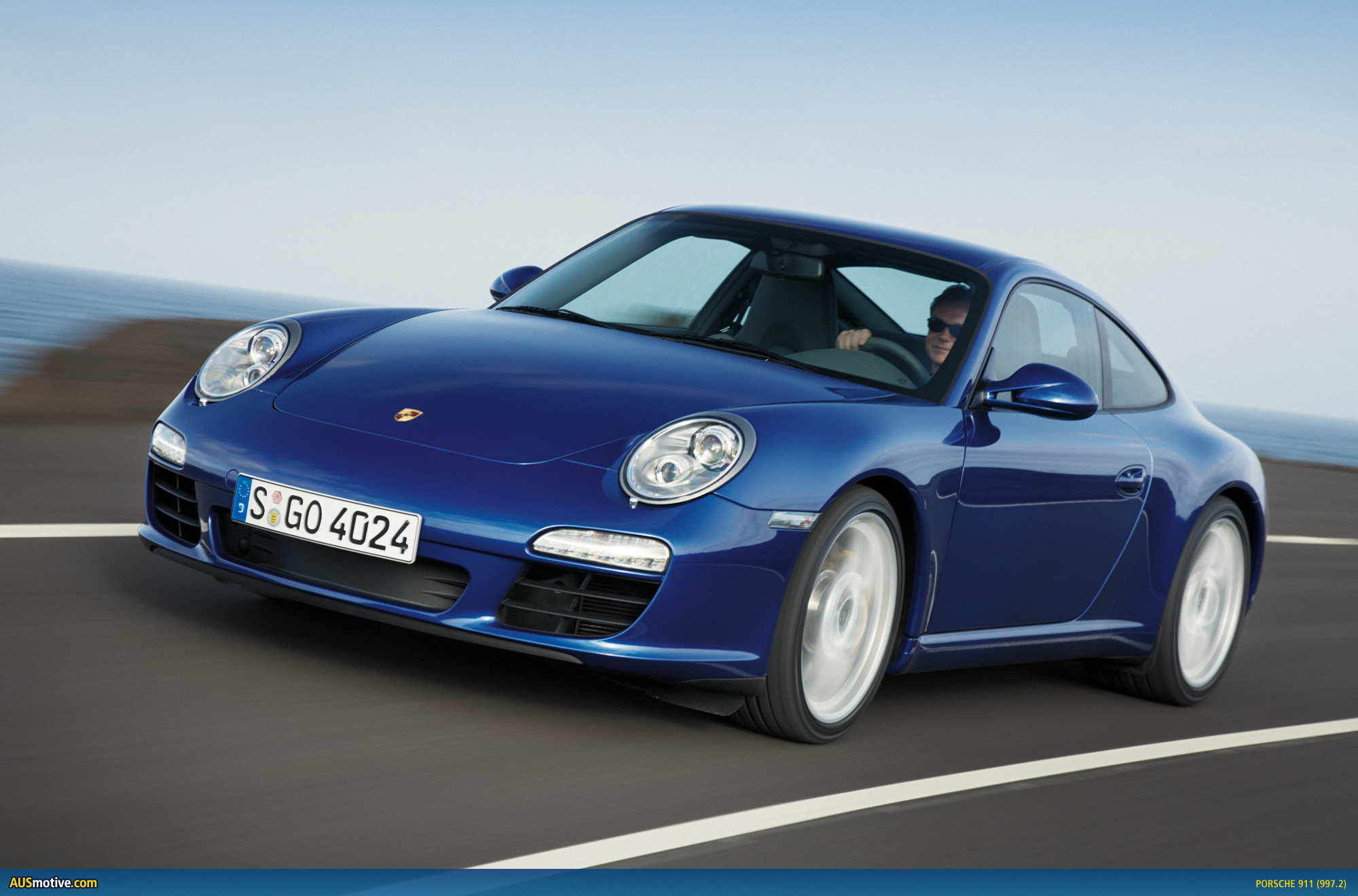 porsche 911 991 compared to 997 in pictures. Black Bedroom Furniture Sets. Home Design Ideas