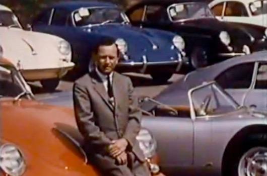 Porsche 356:Made by hand