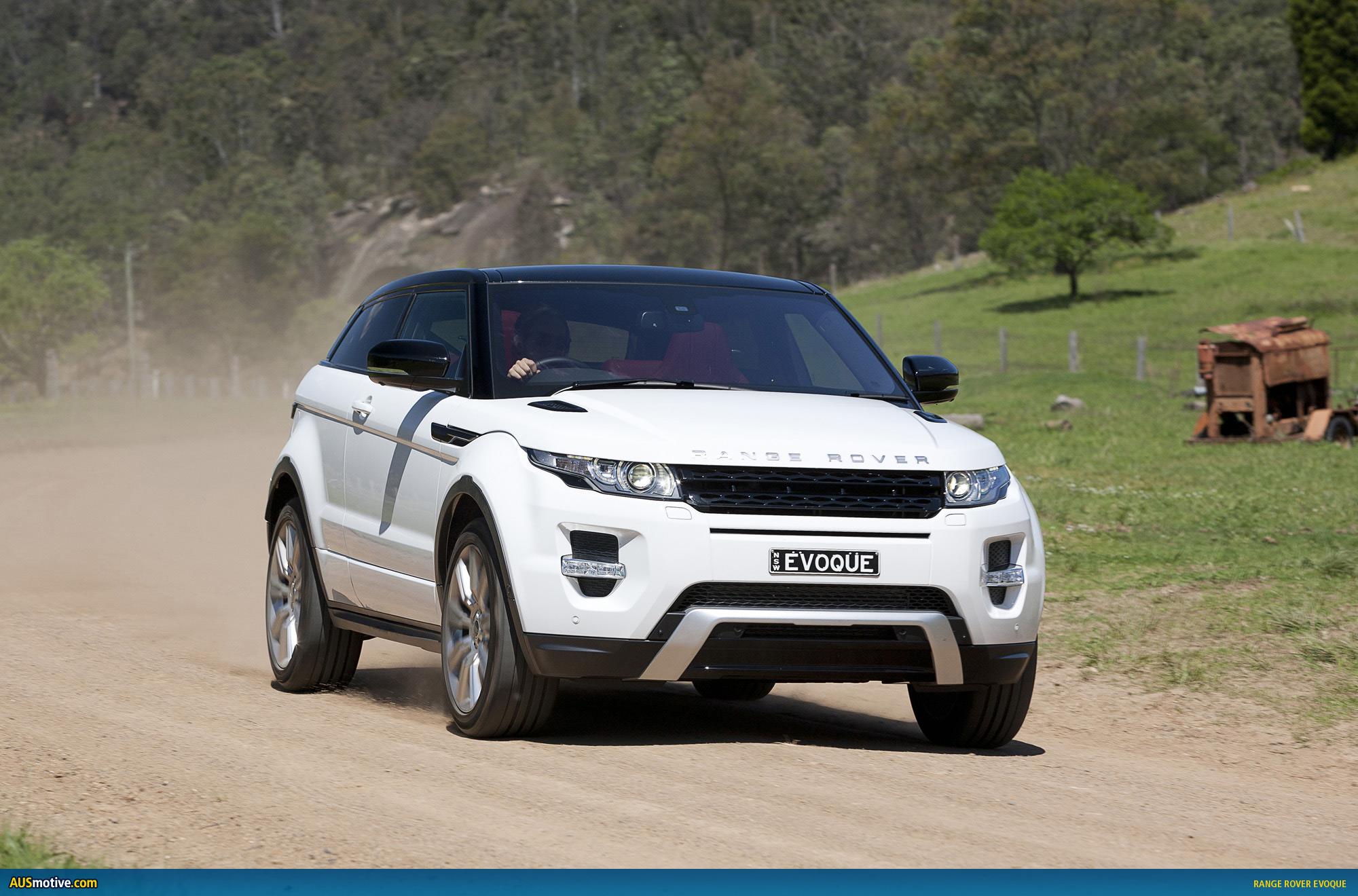 range rover evoque australian pricing specs. Black Bedroom Furniture Sets. Home Design Ideas