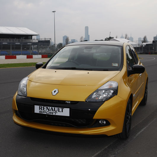 renault clio rs 200 australian grand prix. Black Bedroom Furniture Sets. Home Design Ideas