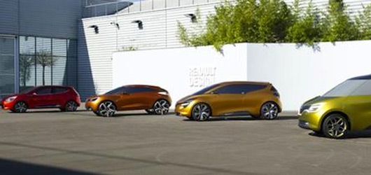 Renault Clio leaked image