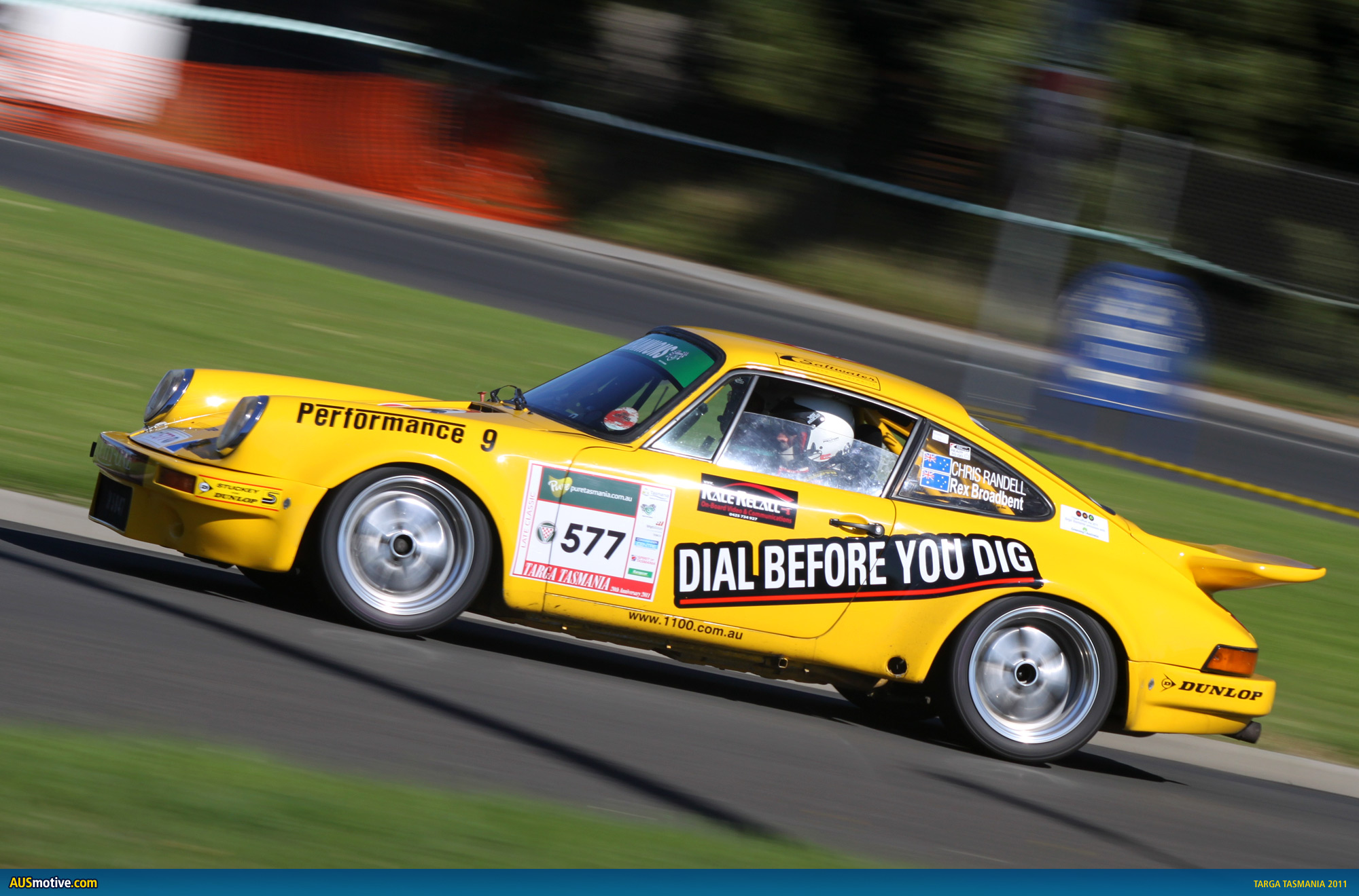 Ausmotive Com 187 Porsche Takes A Look At Targa Tasmania 2011
