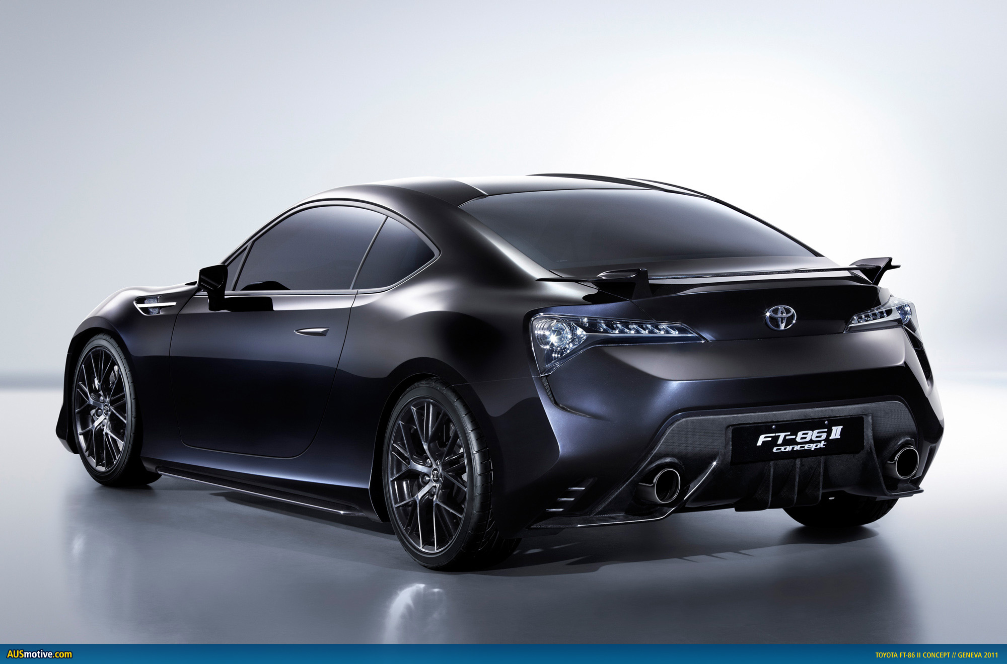 FT-86 II Concept – Toyota's passion for sports car driving reborn