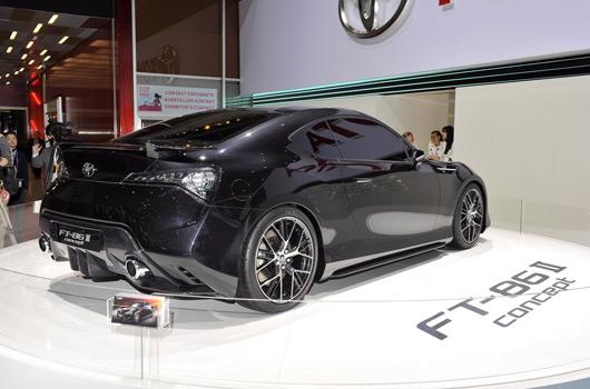 Toyota FT-86 II Concept