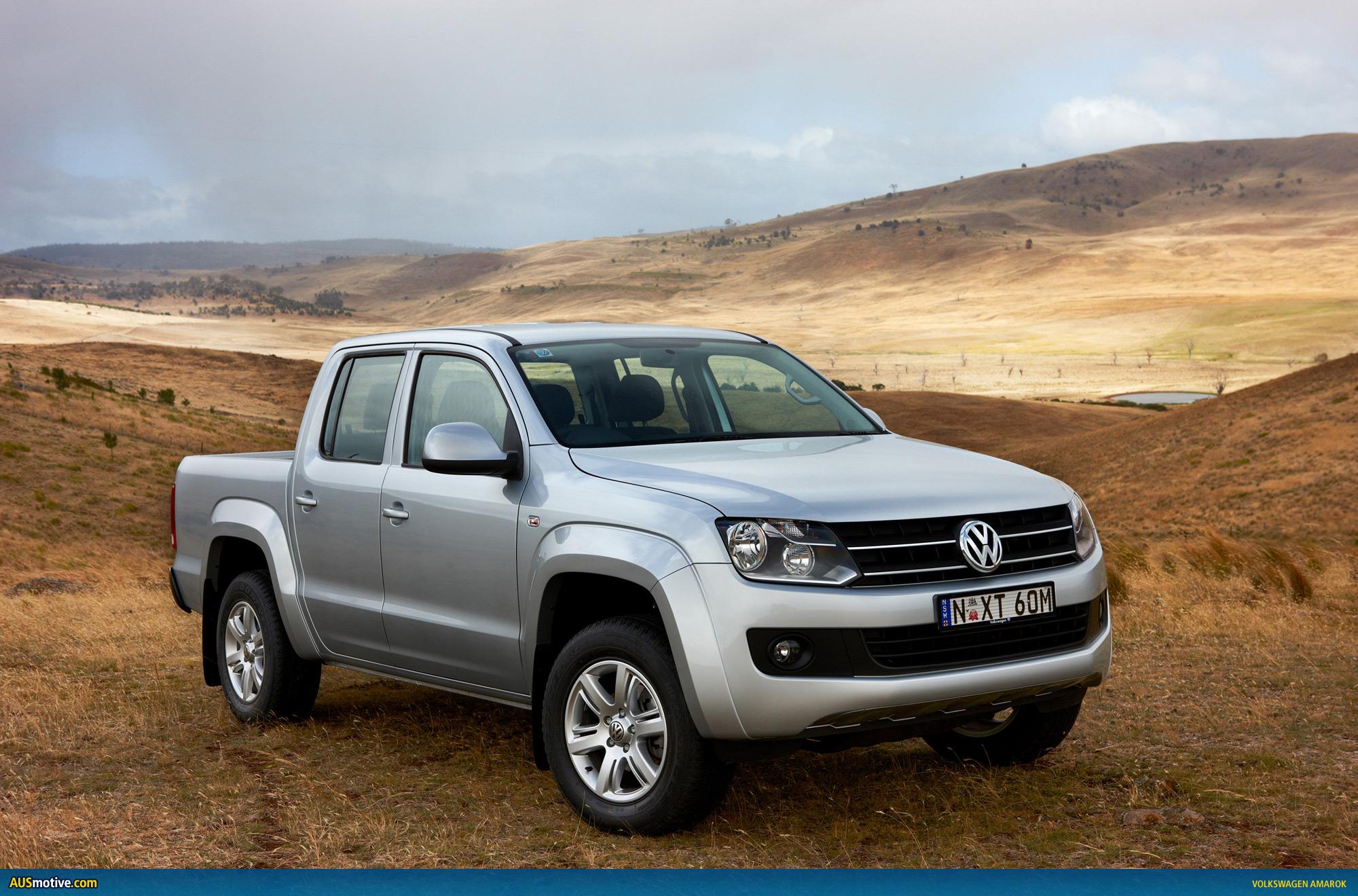 Ausmotive Com 187 Volkswagen Amarok Australian Pricing Amp Specs