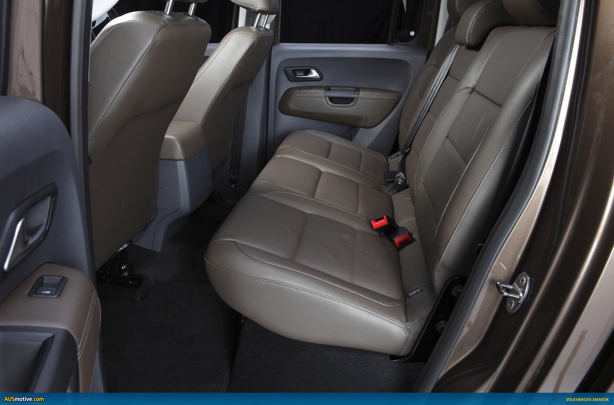 Volkswagen amarok australian pricing specs for Interiores 2016