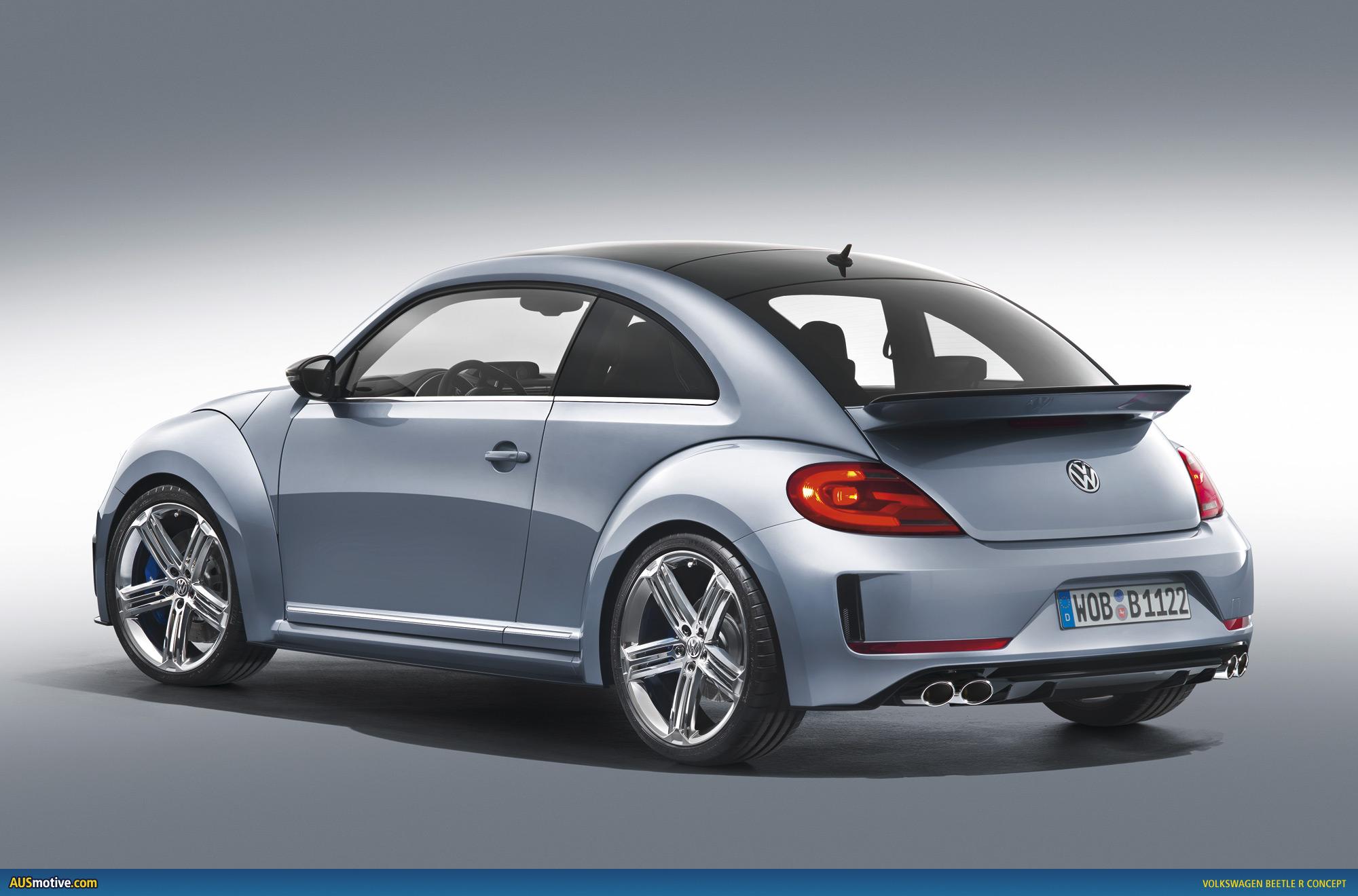 la 2011 volkswagen beetle r concept