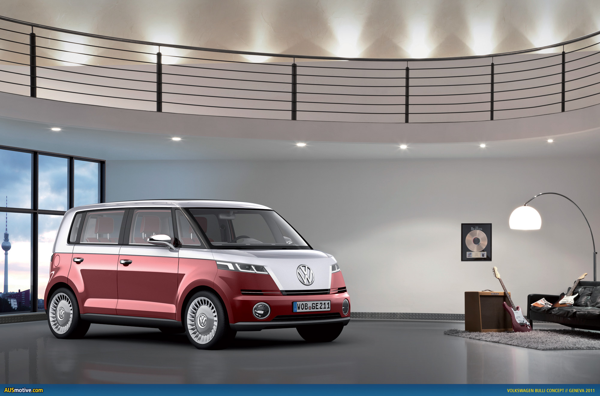 What is the future of the vw bulli html autos weblog