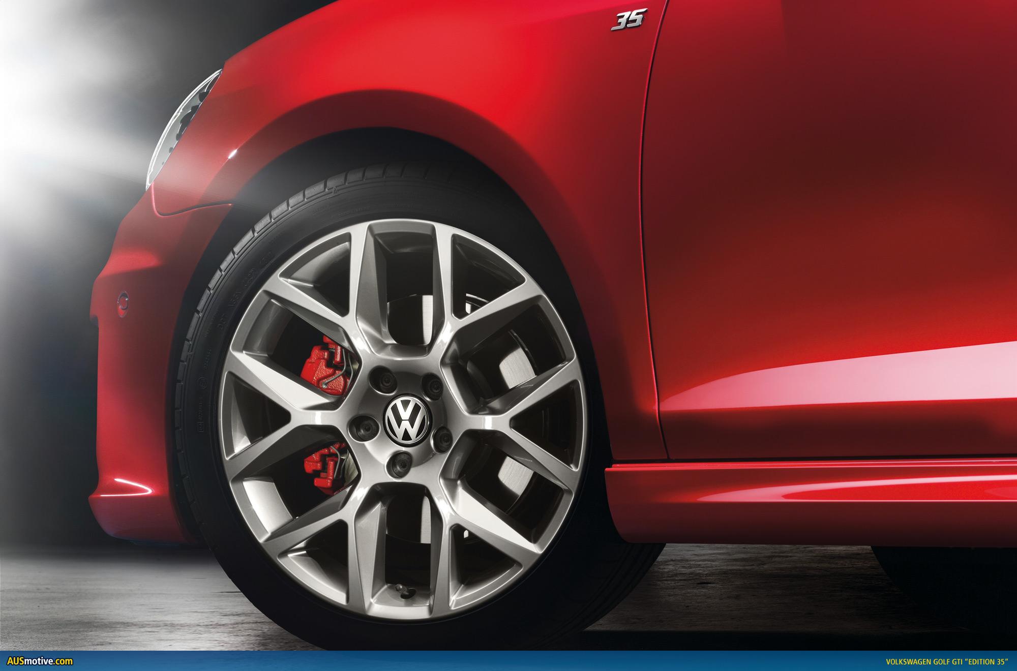 Ausmotive Com 187 Volkswagen Golf Gti Edition 35