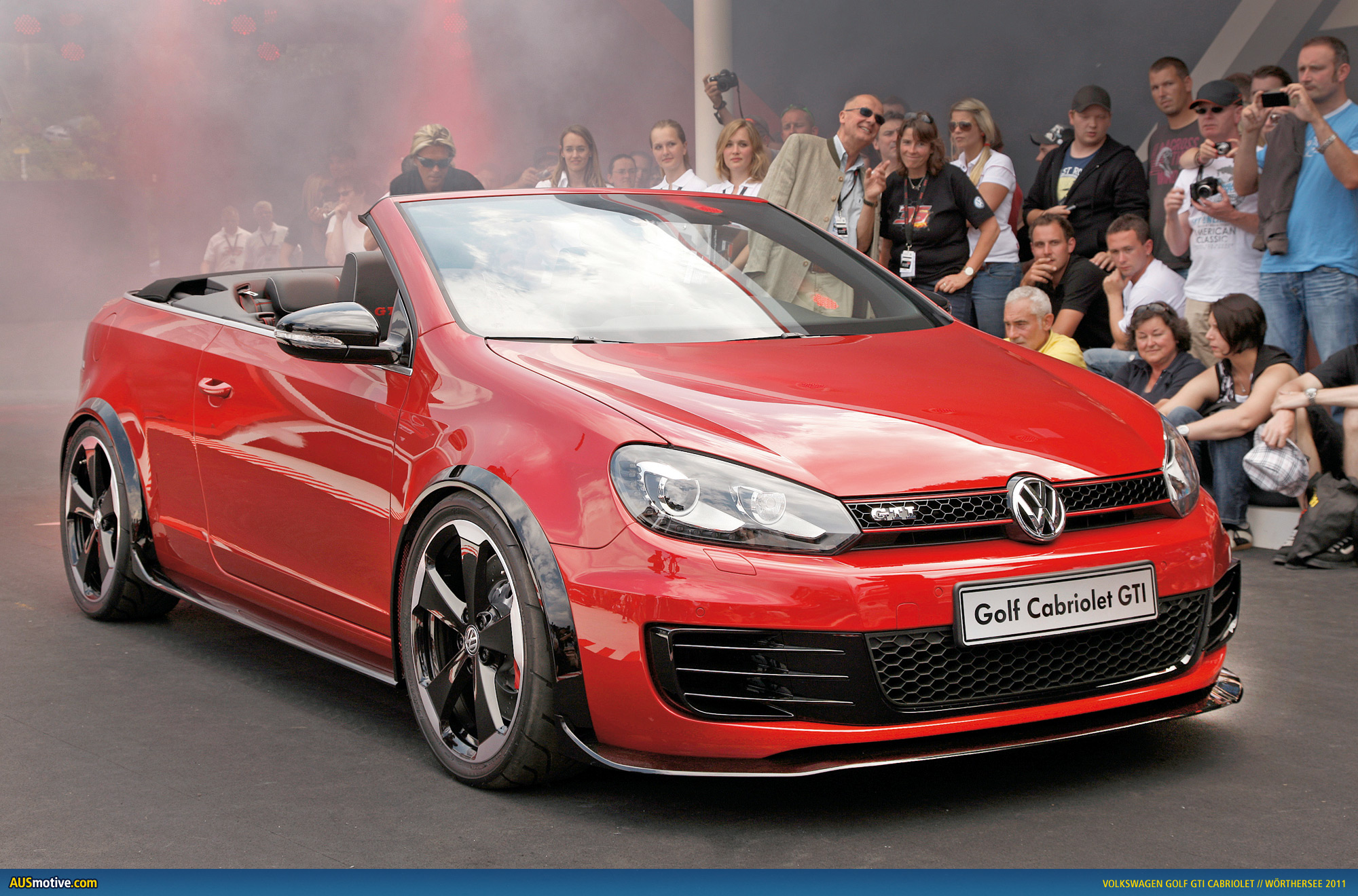 w rthersee 2011 volkswagen golf gti cabriolet. Black Bedroom Furniture Sets. Home Design Ideas