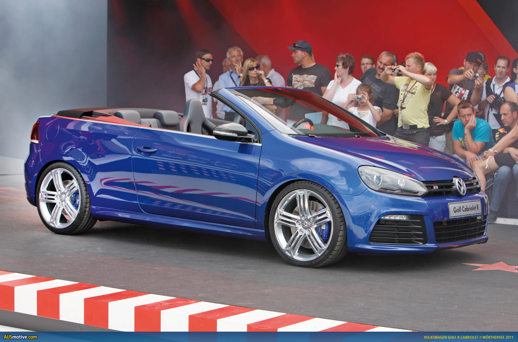 w rthersee 2011 volkswagen golf r cabriolet. Black Bedroom Furniture Sets. Home Design Ideas