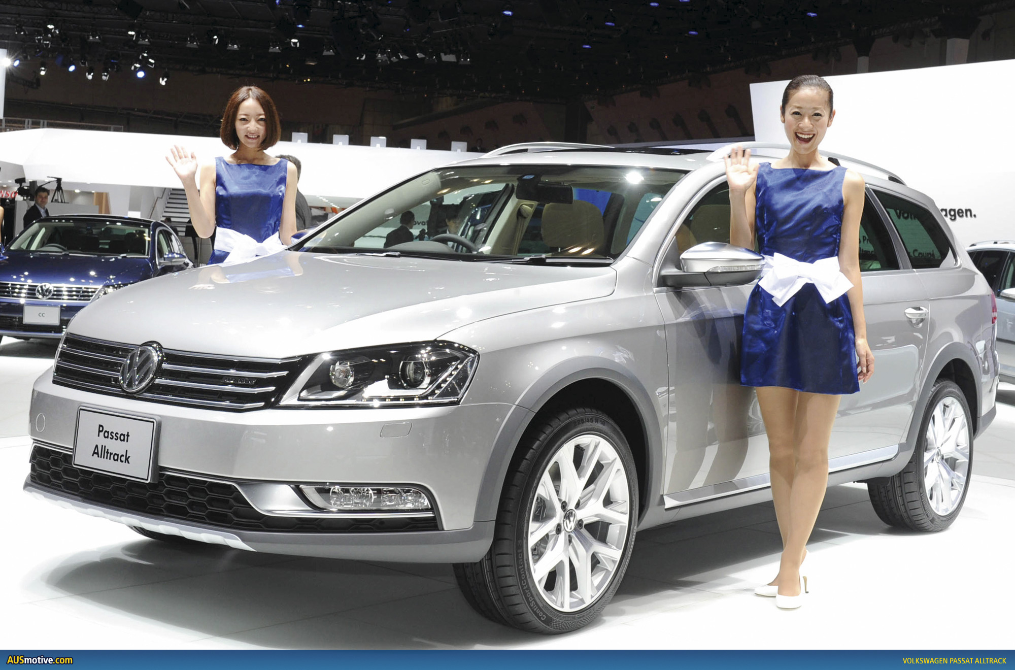 tokyo 2011 volkswagen passat alltrack. Black Bedroom Furniture Sets. Home Design Ideas
