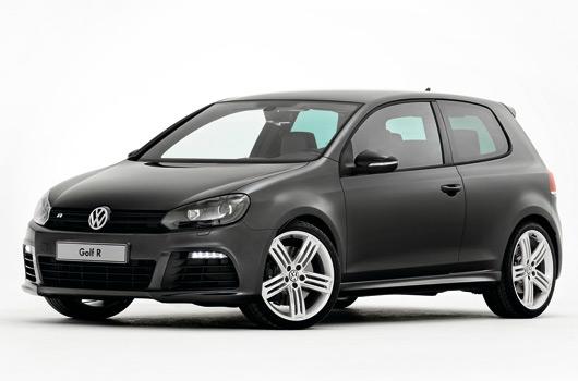 VW Study Golf R