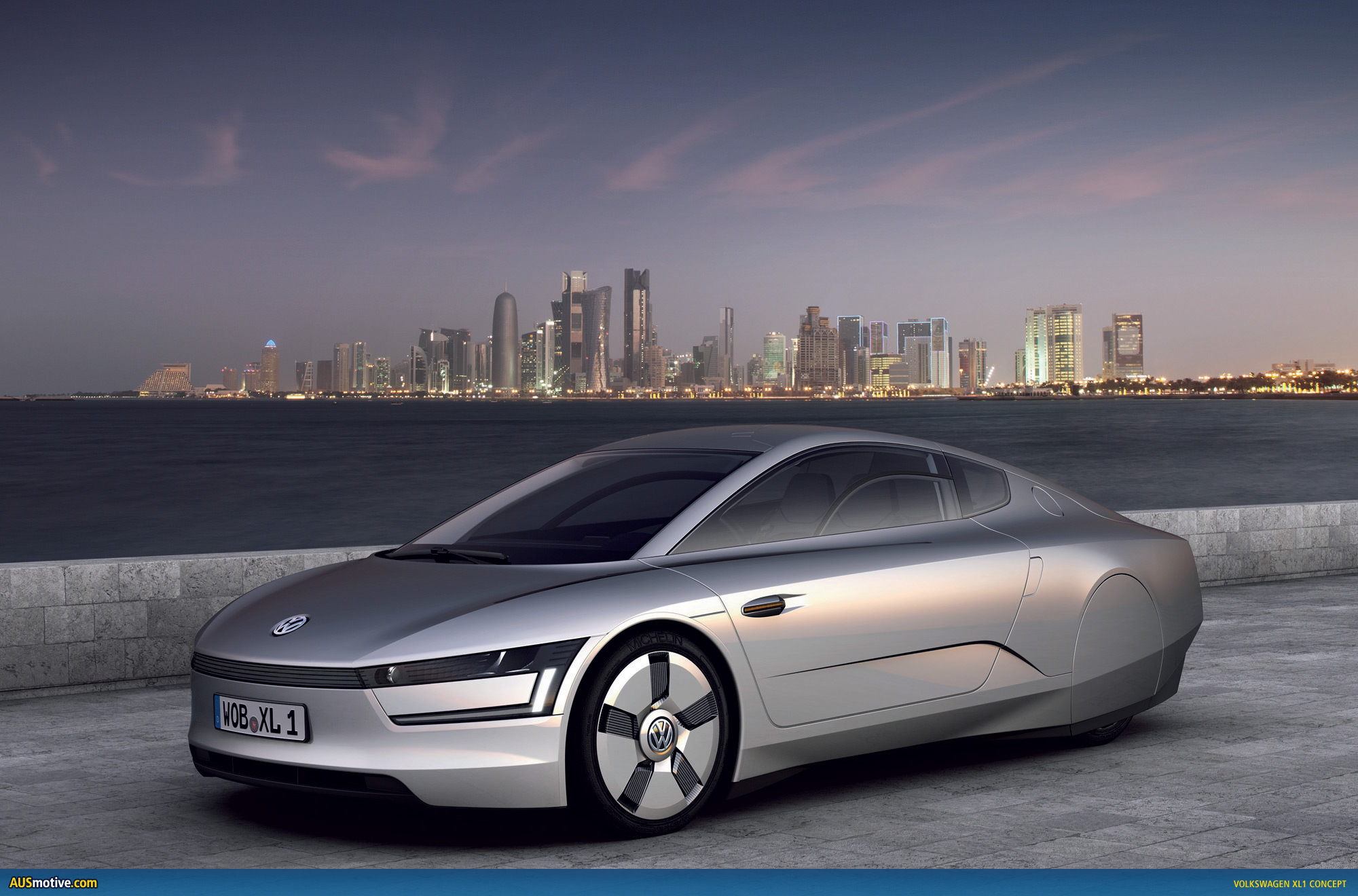 qatar 2011 volkswagen xl1 concept. Black Bedroom Furniture Sets. Home Design Ideas