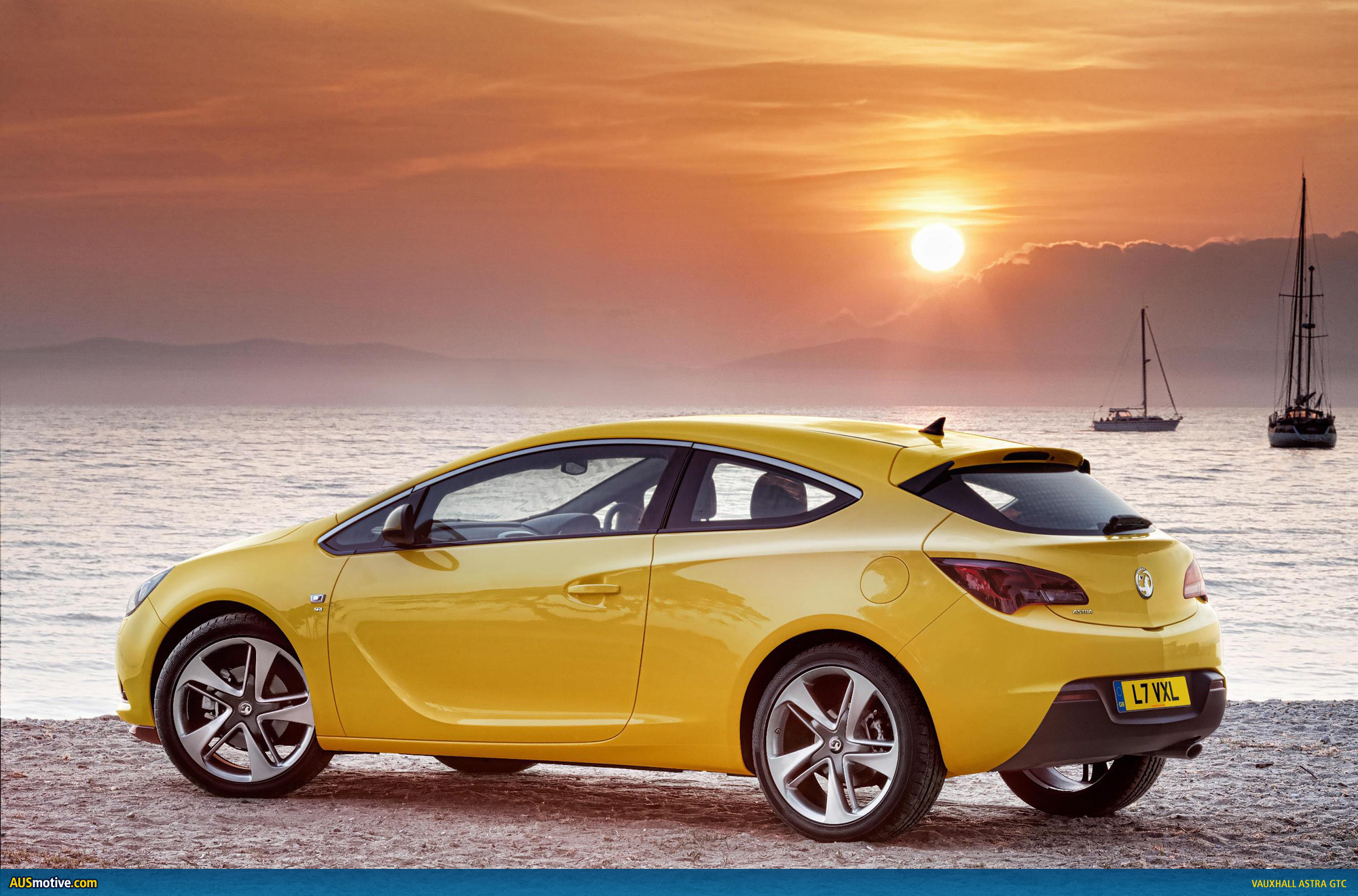 opel confirms 3dr astra gtc for australia. Black Bedroom Furniture Sets. Home Design Ideas