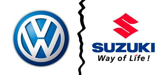 Suzuki splits from Volkswagen deal