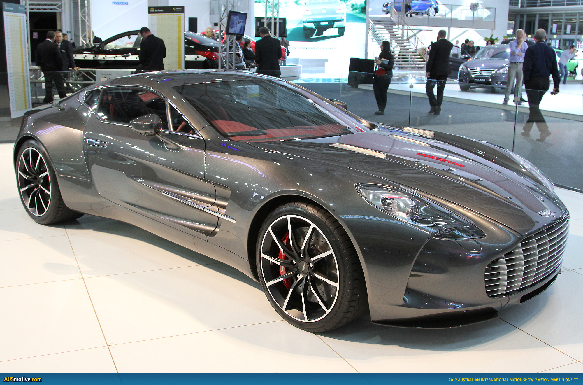 Does Ford Owns Aston Martin
