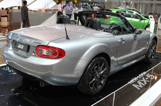 Mazda at the 2012 Australian International Motor Show