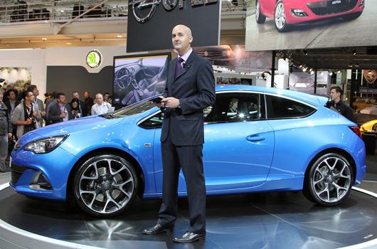 Opel at the 2012 Australian International Motor Show