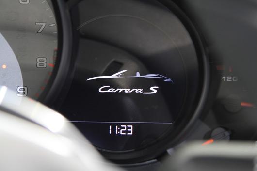 Porsche 911 at 2012 Australian International Motor Show
