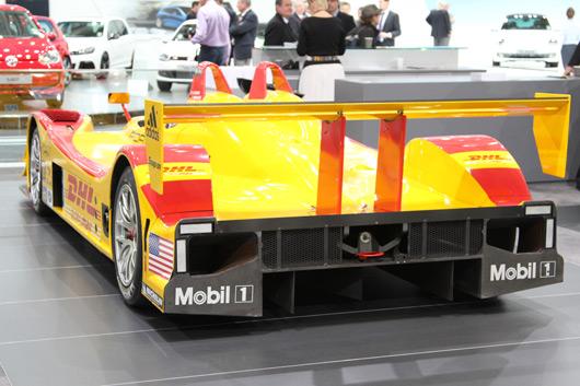 Porsche RS Spyder at 2012 Australian International Motor Show