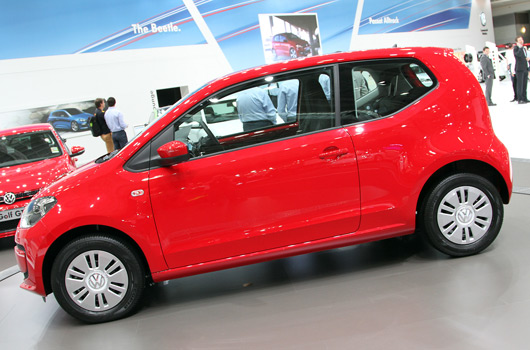 Volkswagen at the 2012 Australian International Motor Show