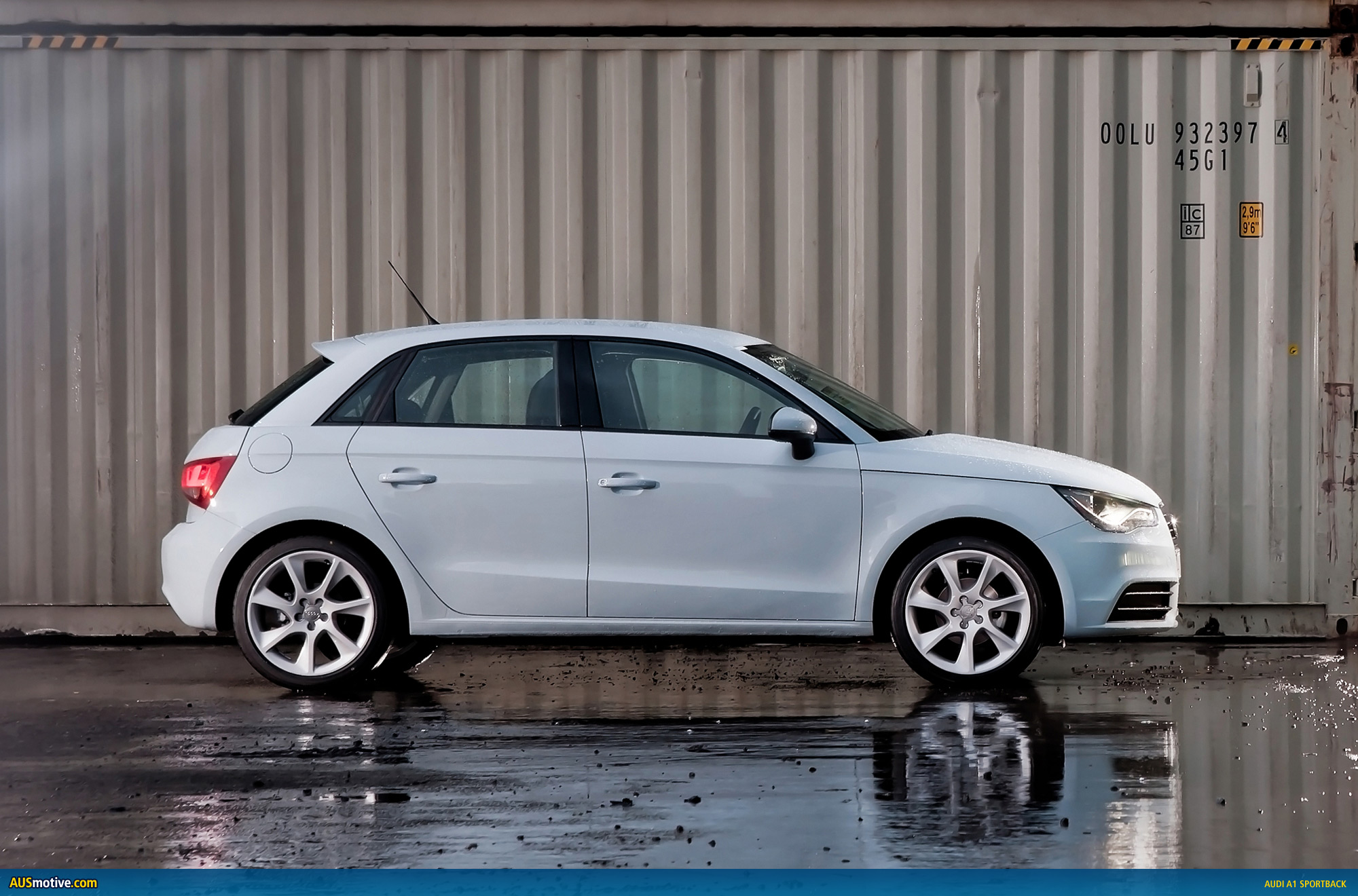 audi a1 sportback australian pricing specs. Black Bedroom Furniture Sets. Home Design Ideas