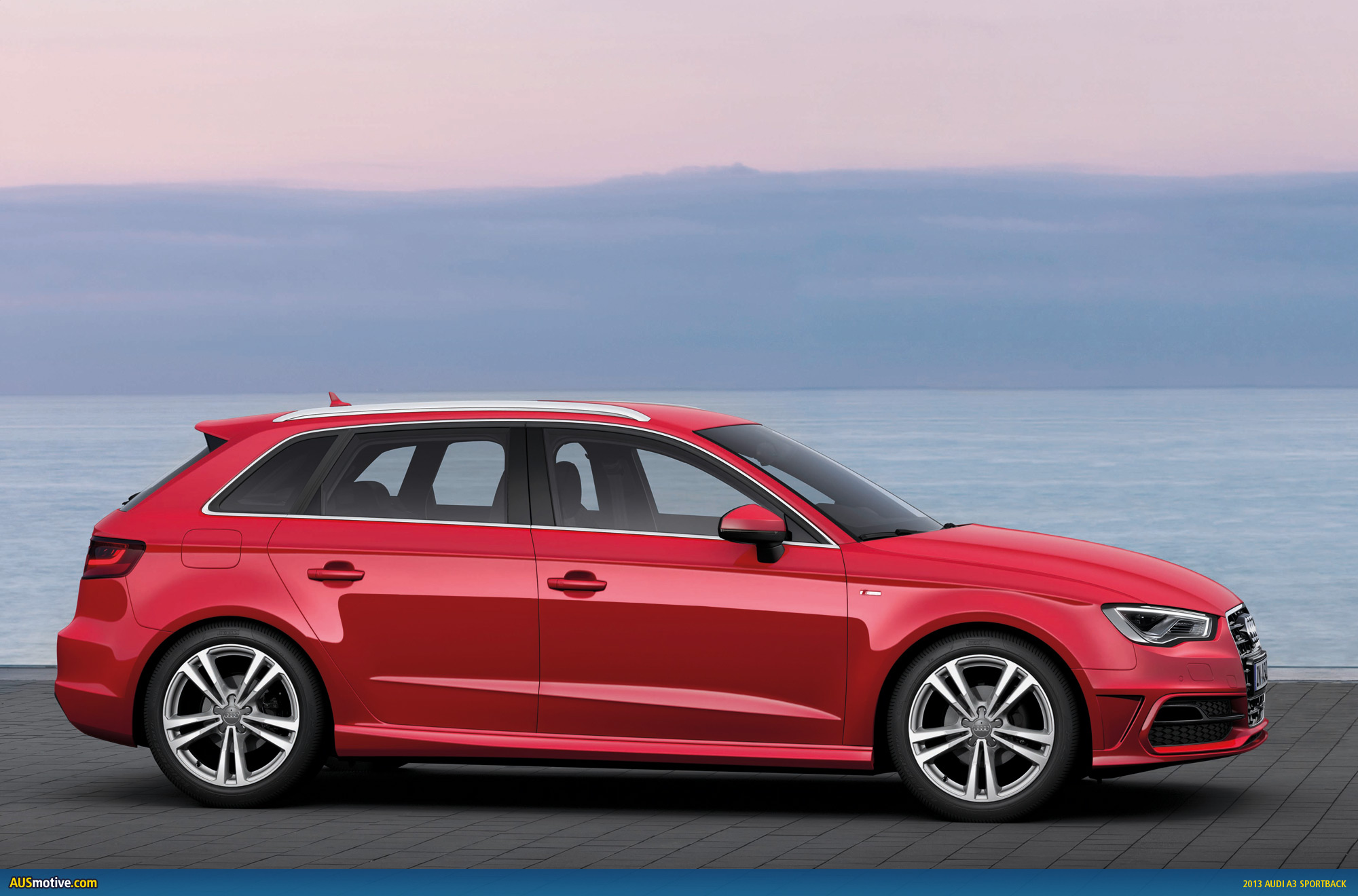 audi australia to price new a3 from 35 600. Black Bedroom Furniture Sets. Home Design Ideas